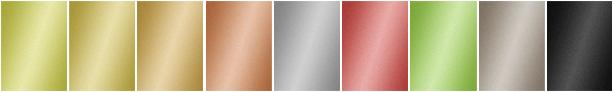 χρωματολόγιο φύλλων χρυσοτυπίας